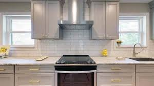 what color backsplash with gray cabinets kitchen colors with gray cabinets designing idea