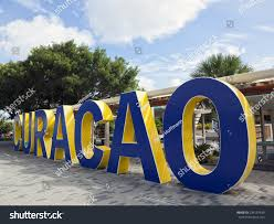Milan Bergamo Airport Bgy Android by Word Curacao Written Blue Yellow Painted Stock Photo 234157699