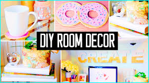 Bedroom Decor Diy by Diy Room Decor Desk Decorations Cheap U0026 Cute Projects Youtube