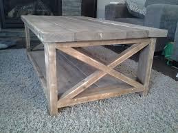 coffee table mesmerizing 2x4 coffee table ideas diy farmhouse