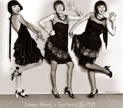 colleen moore on being a flapper 1922 glamourdaze