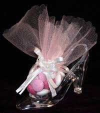 glass slipper party favor celebrate the cinderella diamond edition with princess cinderella