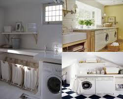 Storage Ideas For Small Laundry Rooms by Amusing 70 Basement Laundry Room Ideas Inspiration Of 25 Best