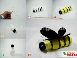 membuat mainan dr barang bekas membuat mainan dari barang bekas kreasi tangan