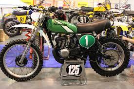 kawasaki motocross bikes classicdirtbikerider com photo by mr j 2015 telford classic dirt
