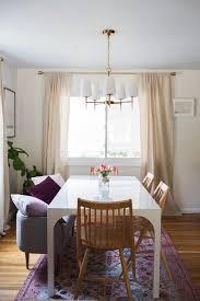 Anthropologie Dining Room Caitlin U0027s Living U0026 Dining Room Makeover Glitter Guide