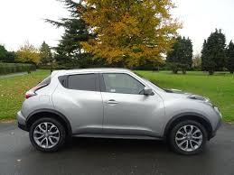 silver nissan used silver nissan juke for sale essex