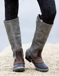 black friday sorel boots we can u0027t help but crush on the sorel slimpack riding tall boots