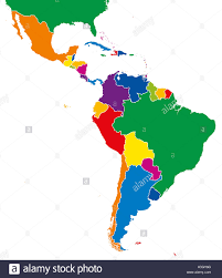 Latin America Map Blank by Maps Of Latin America Lanic World Map Latin America And Caribbean