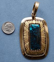 blue turquoise pendant necklace images Spiderweb turquoise jpg