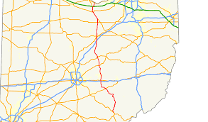 Map Of Mansfield Ohio by Ohio State Route 13 Wikipedia