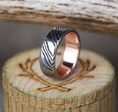 custom steel rings images Damascus steel rings staghead designs design custom wedding jpg