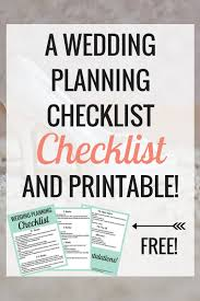 free wedding planning book rate free wedding planning book the checklist to make your
