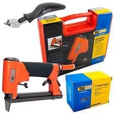 Electric Staple Gun For Upholstery Air Stapler Ebay