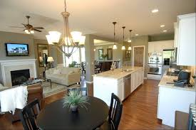 One Level Living Floor Plans Today U0027s Homes Have U0027great U0027 Rooms For Entertaining