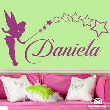 custom tinkerbell fairy stickers for kids custom tinkerbell fairy