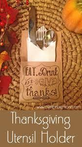 thanksgiving printable utensil holders printables such an easy