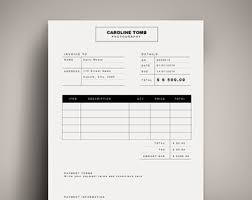ms word template etsy
