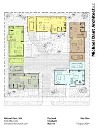 house plans with courtyards evolveyourimage