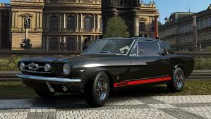 65 ford mustang coupe forza motorsport 5 1965 ford mustang gt coupe alpinestars car