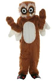owl costume owl mascot costume owl costume