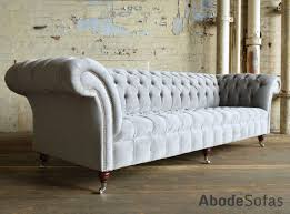 Handmade Chesterfield Sofas Uk Modern Handmade Naples Buttoned Chesterfield Sofa