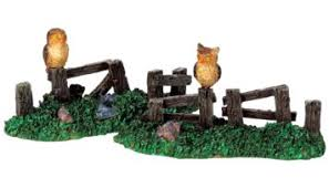 buy lemax spooky town halloween village collection cannon 74630