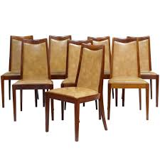 G Plan Dining Room Furniture by Set Of Eight 1960s Teak Retro G Plan Dining Chairs At 1stdibs