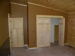 under the influence of wood drywall adds flair and function to