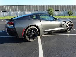 black on black corvette 2017 chevrolet corvette 2lt coupe w z51 8 spd auto black