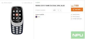 price in saudi arabia nokia 3310 2017 price buy link in saudi arabia bahrain