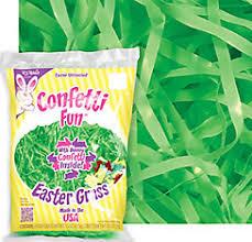 easter grass in bulk easter grass basket grass party city