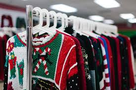 need an sweater this pop up shop has you