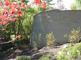 Garden Retaining Wall Blocks by Weatherford Place Retaining Walls Cornerstone Wall Solutions