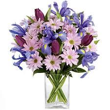 send cheap flowers happy dreams lavender bouquet at send flowers