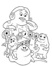 monsters university coloring pages 29 coloring pages