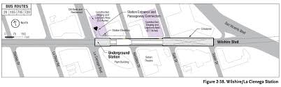 where will the station entrances be for the westside subway