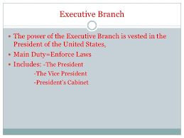 The President S Cabinet Includes President Ppt 1 Edu 290