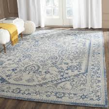 Gray Blue Area Rug Patina Light Gray Blue Area Rug Reviews Birch