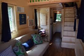 tumbleweed houses tuxbury tiny house hotel allows nightly rentals new hampshire