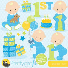 1st birthday boy 1st birthday boy clipart bbcpersian7 collections