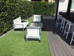 Fake Grass For Patio Artificial Grass U0026 Ivy Walls The Patio District