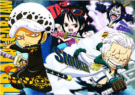 wallpaper animasi one piece bergerak smoker one piece wallpaper and scan gallery minitokyo