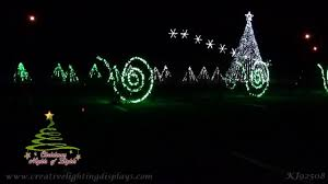 christmas light show packages a fascinating christmas light show synced to luke bryan s version of