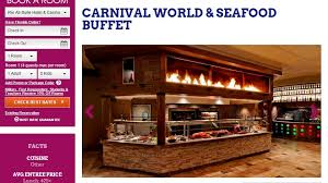 Rio Las Vegas Seafood Buffet Coupons by Rio U0027s Village Seafood Buffet Now At Carnival World U2022 Vegas Bright