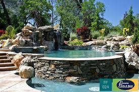 Biggest Backyard Pool by Freeform Swimming Pools Premier Pools U0026 Spas