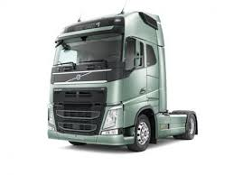 volvo puts first new fh up for sale on ebay commercial motor