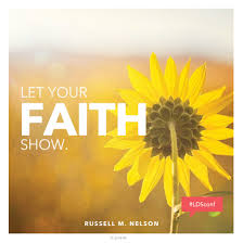 Meme Nelson - let your faith show