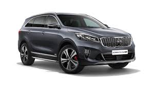 2018 kia sorento gets european facelift in time for frankfurt