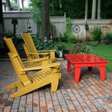 Wooden Outdoor Patio Furniture Colored Wood Patio Furniture Interior Design